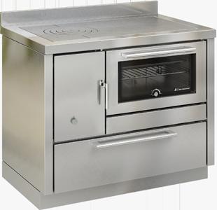 Cocina profesional LM140