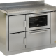 Cocina profesional LM140 inox