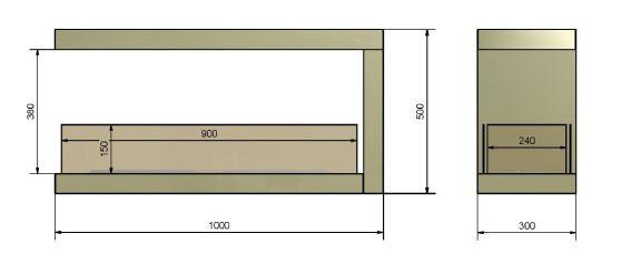 INSIDE U1000 V.1 esquemas