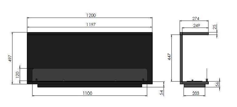 Esquemas estufa bioetanol INSIDE C1200 V.2