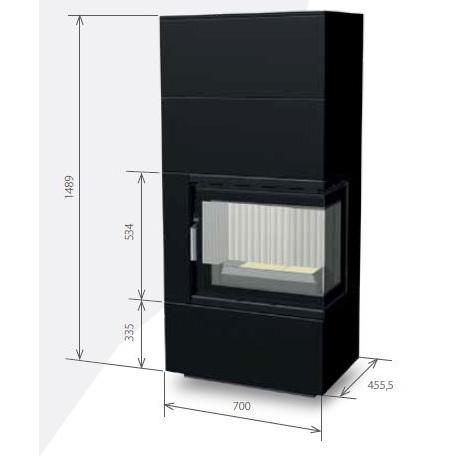 Medidas de la estufa 60B CG (1+2)